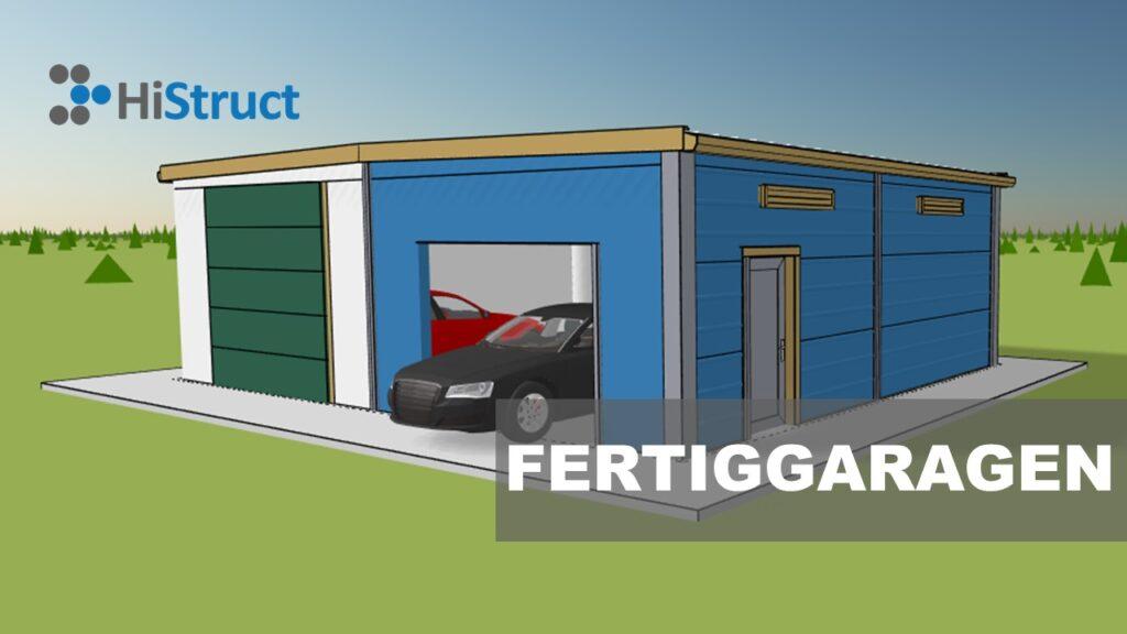 Garagenkonfigurator für Vertrieb