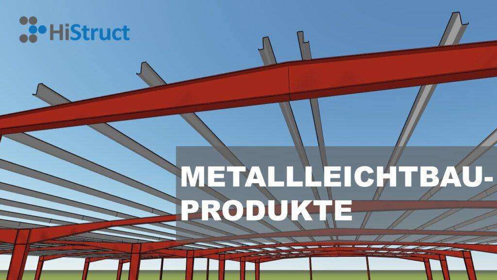 Metalleichtbau Konfigurator für Vertrieb